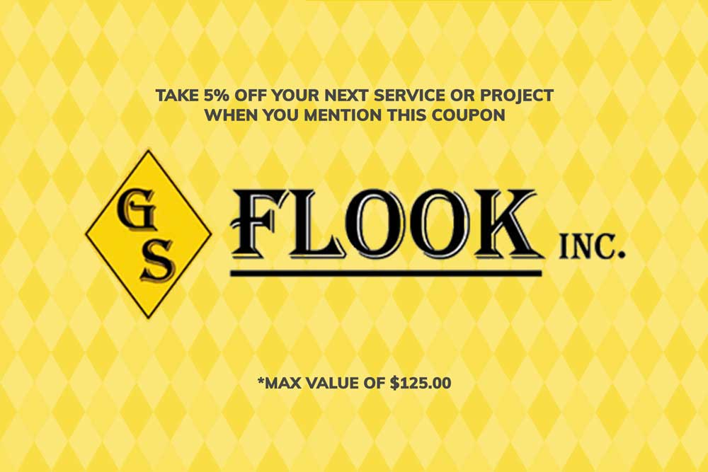 GS Flook promotion