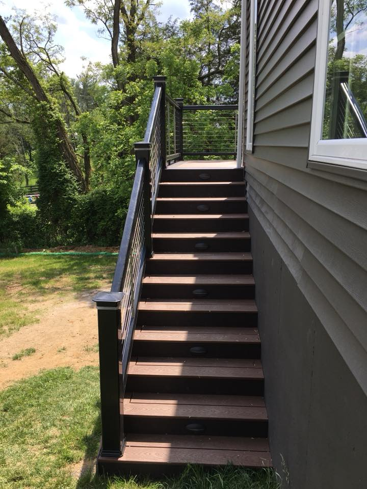 gs flook deck steps